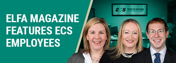 ELFA Magazine Features ECS Employees