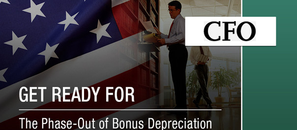 Get Ready for Phase-Out of Bonus Depreciation