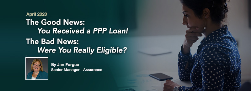 Steps for PPP Loan Forgiveness