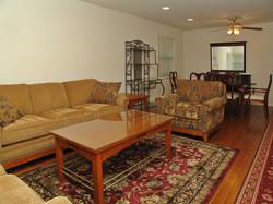 ECS Intern house livingroom