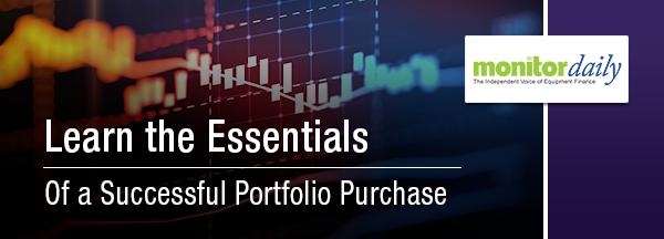 Learn the Essentials of a Successful Portfolio Purchase