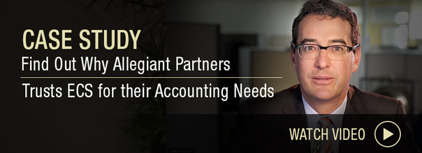 Case Study: Find Out Why Allegiant Partners Trusts ECS for Their Accounting Needs
