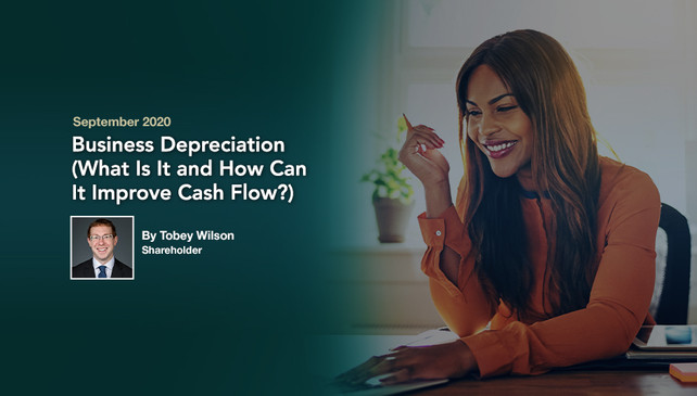 Business Depreciation (What Is It and How Can It Improve Cash Flow?)