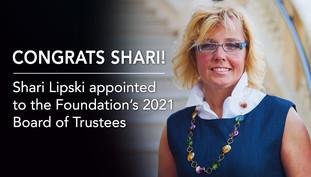 ELFA Welcomes Shari Lipski to 2021's Board of Trustees