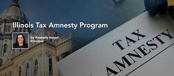 Illinois Tax Amnesty Program