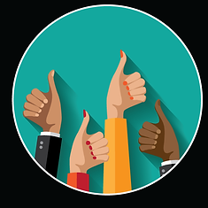 Thumbs Up for Customer Service ECS Financial Services