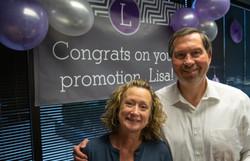 Lisa Wollney Promoted to Principal