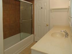 ECS Intern house bathroom