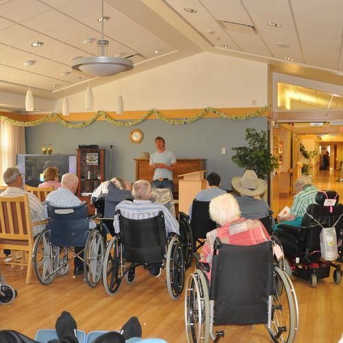 Rotary Mansion - Dawson Creek