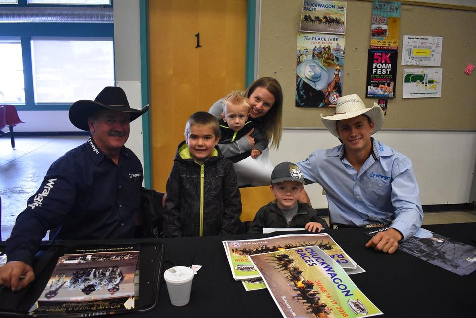 Medicine Hat Meet and Greet