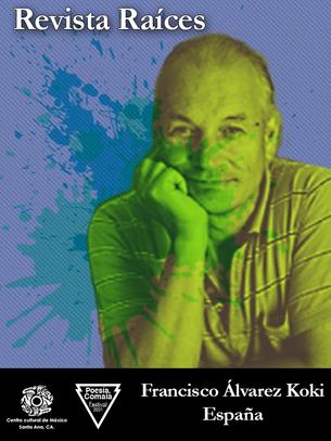 Tres poemas de Francisco Álvarez Koki