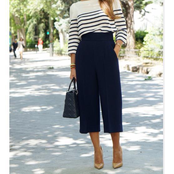 Pantalón Culotte ?
