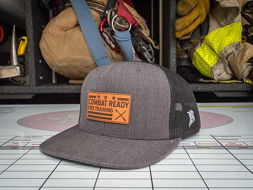 Combat Ready Hats - Flat Trucker