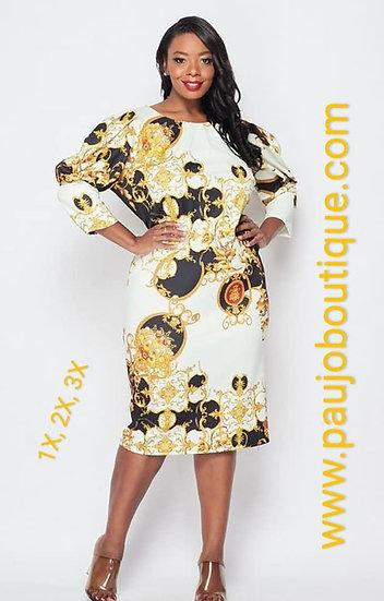 Yokie Dress