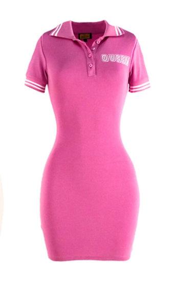 Queen Shirt Dress