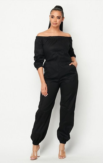 Black Darcia Jumper