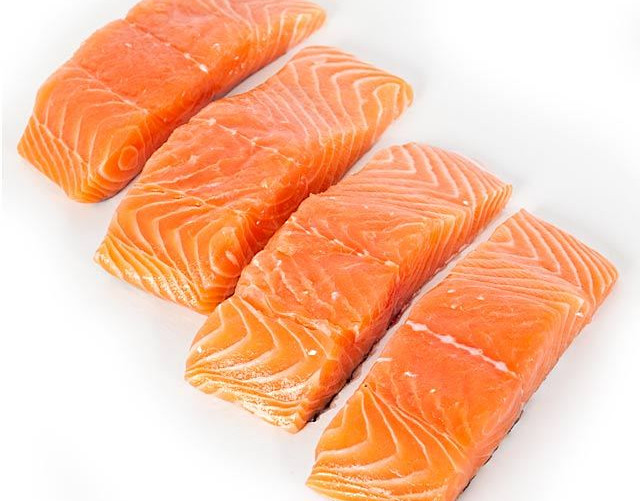 Salmon Fillets / Portions