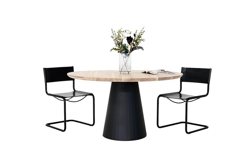 Ronde design tafel KONO