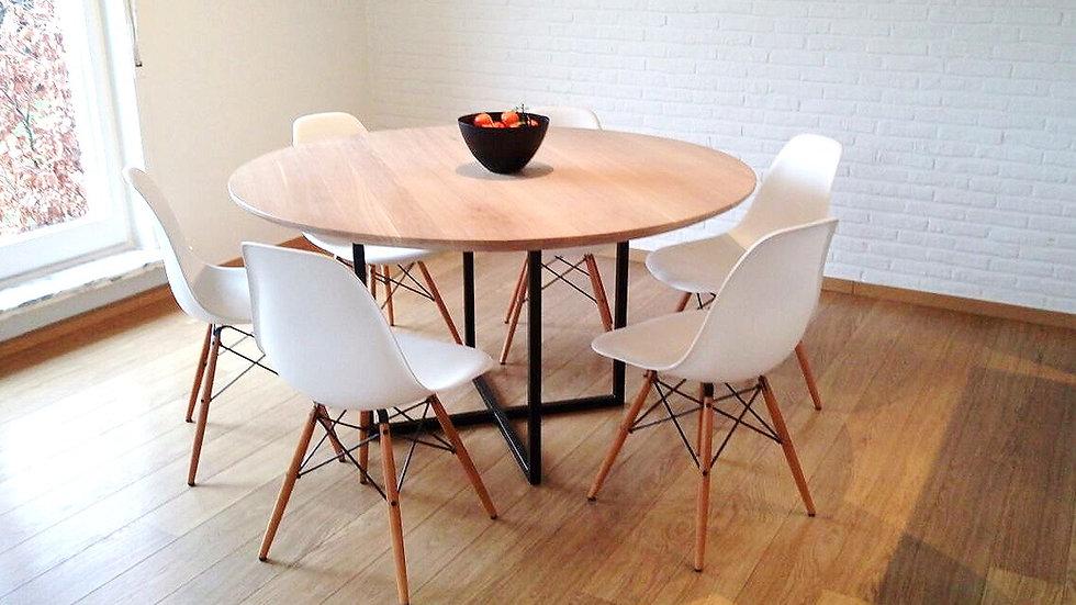 Ronde design tafel XAVI