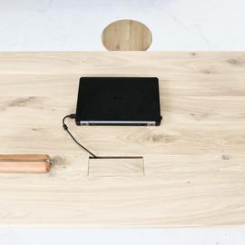 eiken design bureau stalen poten bureaus