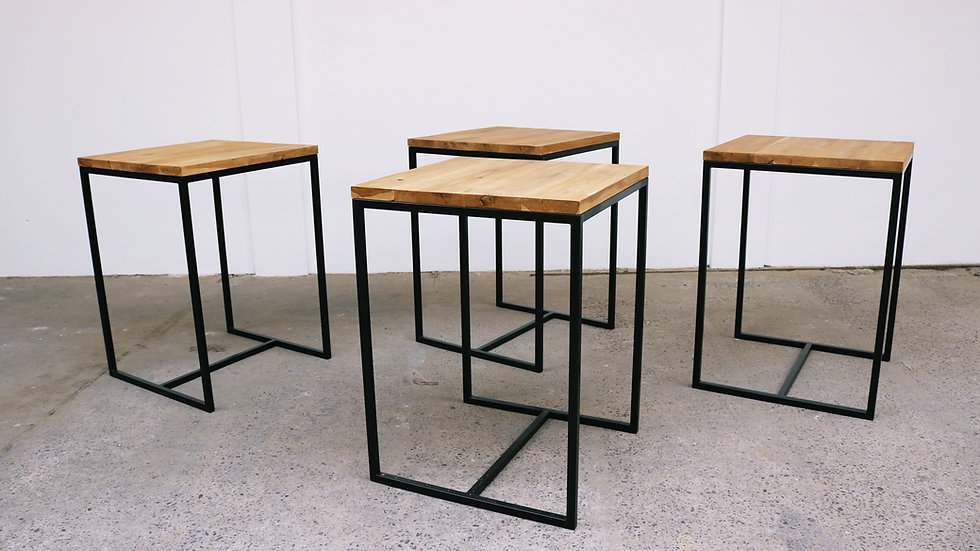 Hoge design bartafel ALTO