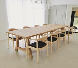 massief eiken tafels adam simo interieur