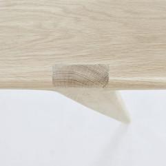 eiken tafels maatwerk Simo interieur ant