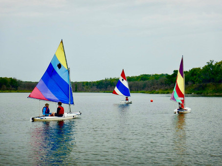 Continued Youth Sailing Days