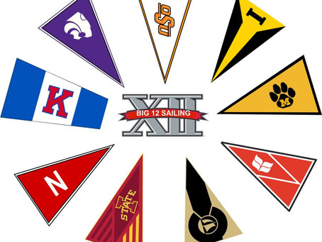 Big 12 Regatta!! 9 Colleges competing