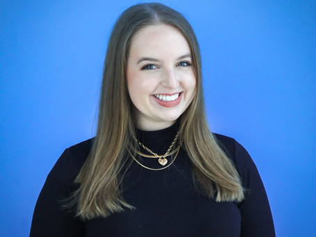 You Can BeSupportive— Erin Buckmeier ('22)