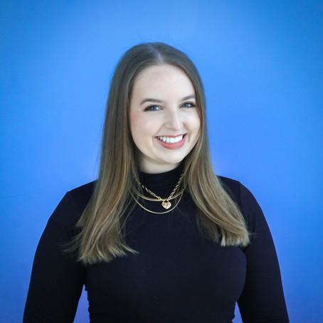 You Can BSupportive— Erin Buckmeier ('22)