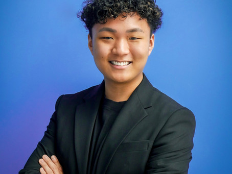 You Can Be a Visionary — Alex Kim ('23)