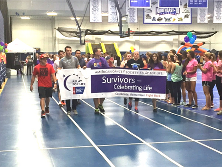 Colleges Against Cancer: February 2017 Org of the Month