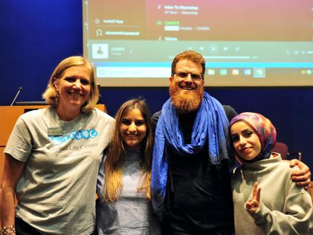 Mona Haydar: Rapper, Activist, Muslim