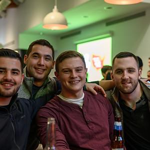 Senior Pub Night