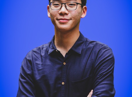 You Can Be Influential - Raindy Lee ('22)