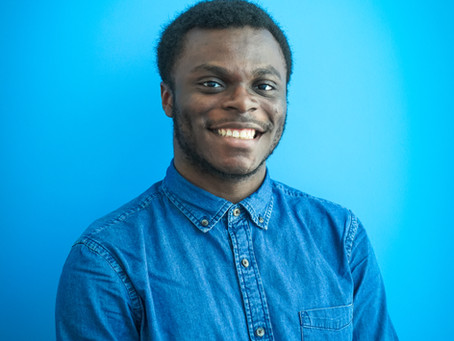 You Can Be Gracious - Daniel Kotey ('22)