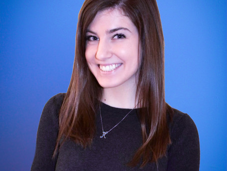 You Can BeOptimistic— Katelyn Petronack ('21)