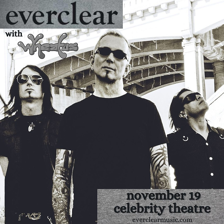 Everclear with Special Guest Wheatus