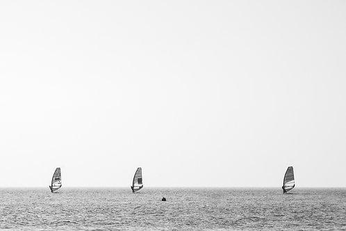 trio ao mar