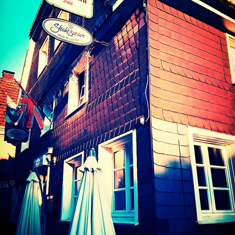 Shakespeare Pub Herdecke 2019