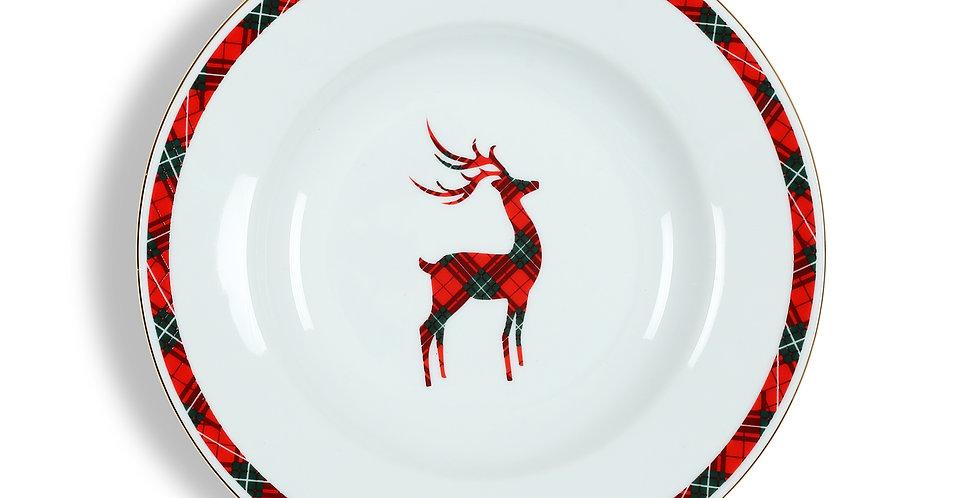 Dear Deer Collection - 22cm Çukur Tabak