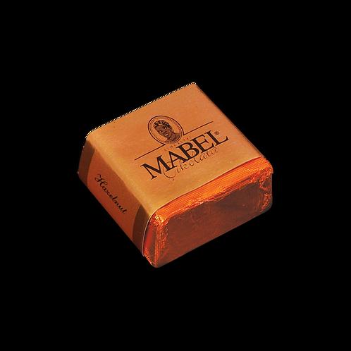 Mabel Küp Çikolata Fındıklı Fındık Ezmeli ve Fındık Parçacıklı 3 kg