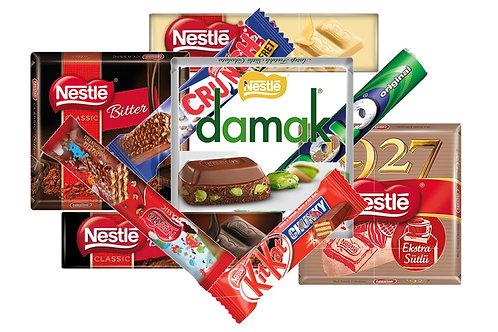 Nestle Paket 9'lu