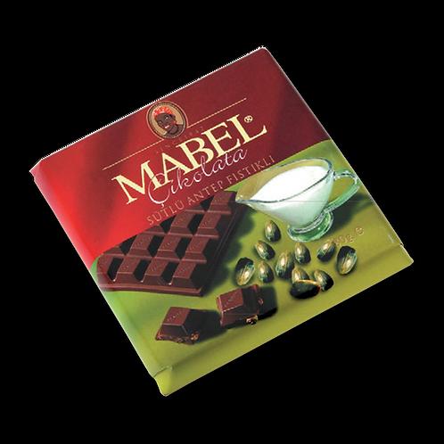 Mabel Tablet Antep Fıstıklı 80 gr