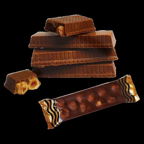Mabel Beyoğlu Sütlü Fındıklı Çikolata 30 gr 24 Adet