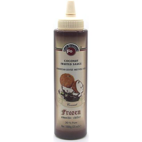 Fo Frozen Hindistan Cevizi Meyveli Sos (Püre) (1 kg)