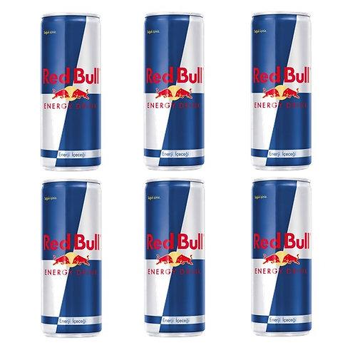 Red Bull 250 ml*6 adet