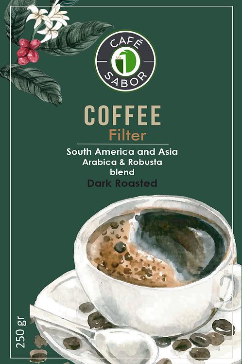 Filtre Kahve 125 gr
