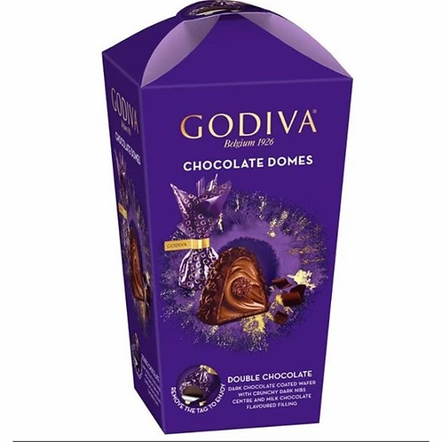 Godiva Chocolate Domes Duble Çik. 130gr